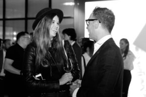 Raquel Arias y Luis Díaz