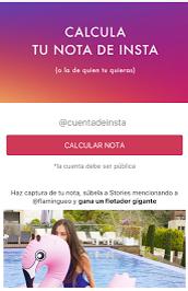 Flamingueo app para influencers